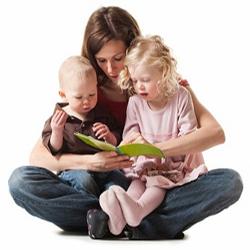 научить читать ребенка