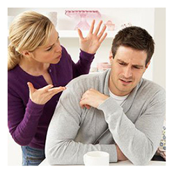 Раздражение на партнера