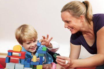 Воспитание детей до 3 лет