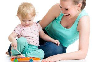 Воспитание детей с рождения