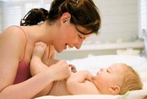 Здоровье ребенка до года