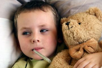 Инфекционные болезни детей