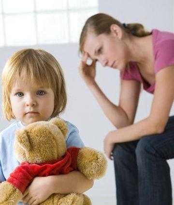Психология ребенка в год