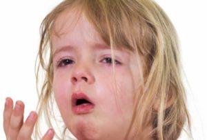 Ребенок заболел после