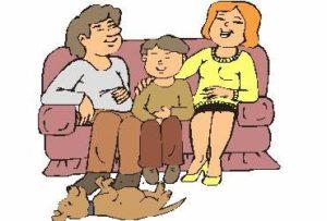 Типы воспитания детей