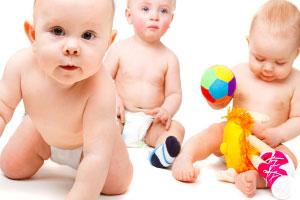Уход за ребенком по месяцам