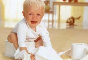 У ребенка болит желудок