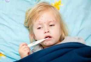 болезни детей до года