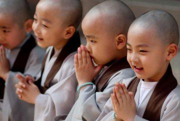 Воспитание детей по тибетски, как было отмечено ранее, делится на четыре основных периода