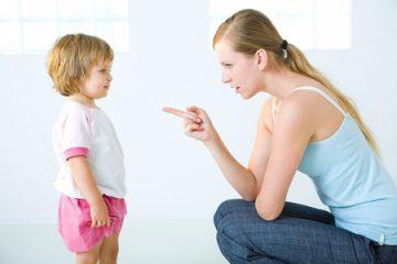Воспитание детей советы