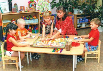 Концепция непрерывного воспитания детей и