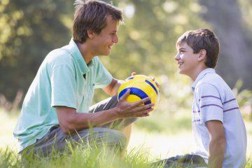 Роль отца в воспитании ребенка – функции Папа – это родитель, учитель и друг. Роль отца в воспитании ребенка