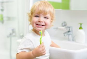 Воспитание гигиенических навыков у детей