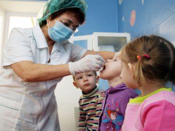 Болезни ребенка в детском саду