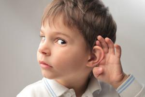 Воспитание детей с нарушением слуха