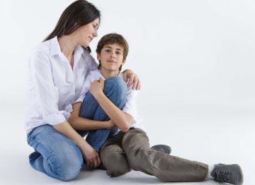 Как воспитать мальчика без отца
