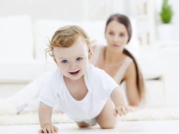 Уход за ребенком в 5 месяцев