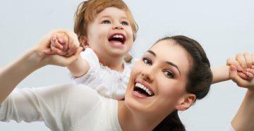 Как воспитать ребенка одной