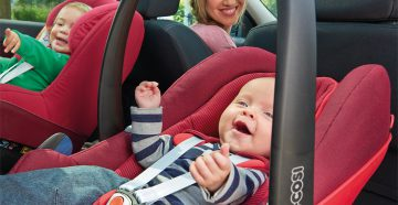 Как выбрать безопасное детское автокресло?