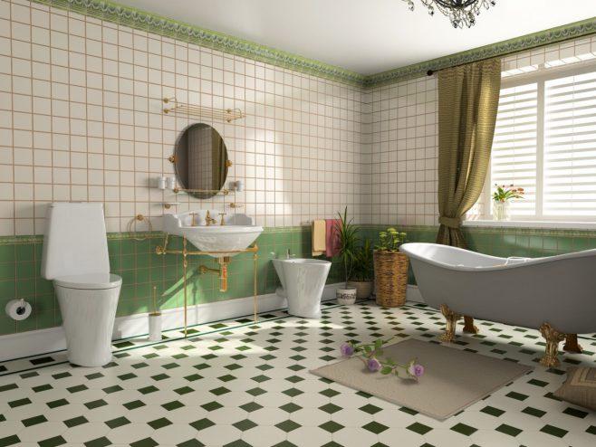 Как правильно размещать сантехнику в ванной комнате?