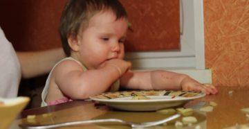 Топ-3 блюд для детей